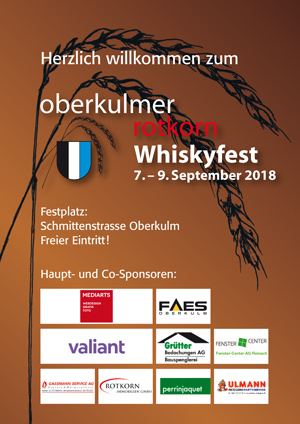 Whisky Fest Flyer 2018 1